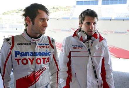 Trulli and Glock